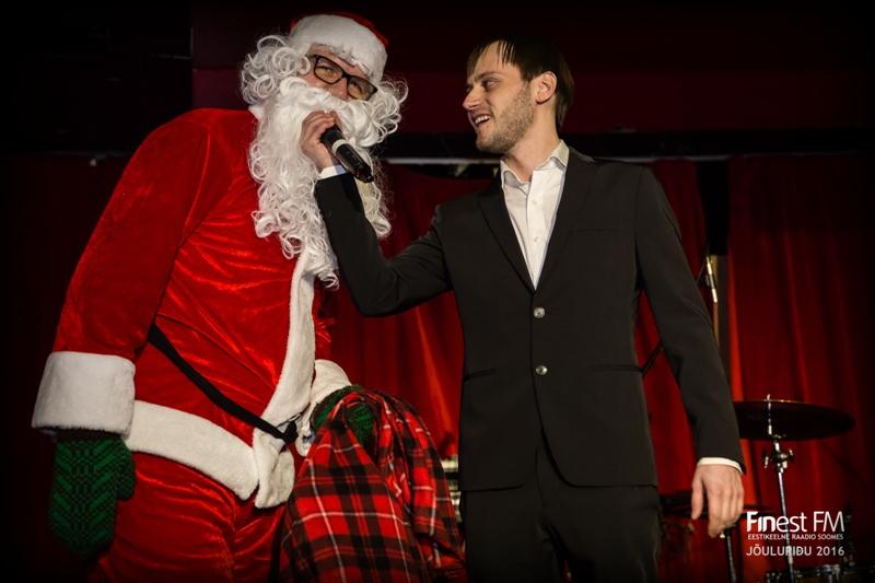 GoodNews: Populaarsele Soome eestlaste jõulupeole oli tahtjaid rohkem kui sisse mahtus