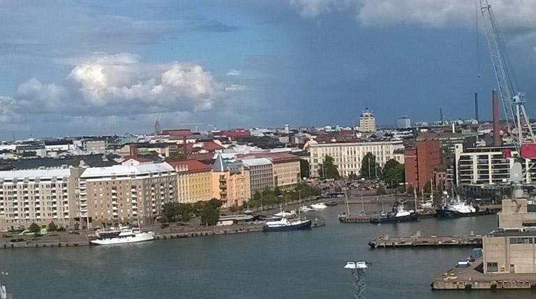 Helsingi üürihindade tõus on peatunud