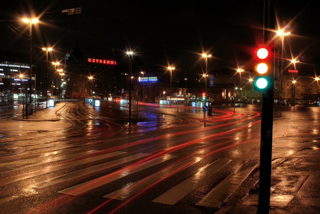 Helsingi liikluses suri läinud aastal rekordiliselt vähe inimesi