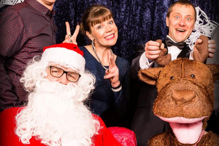 FOTOD: Finest FM Jõulupidu 2016