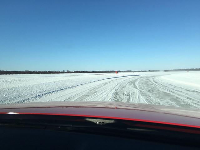 Soomes: Jäärajad – Soovid libedaga sõitu harjutada?
