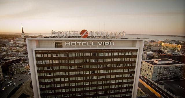 Viru hotell on varsti vaid Soome abiturientide päralt