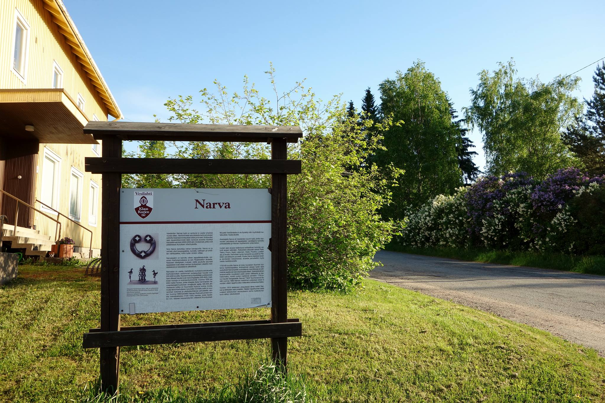 Galerii: Soome Narva asub Tampere külje all