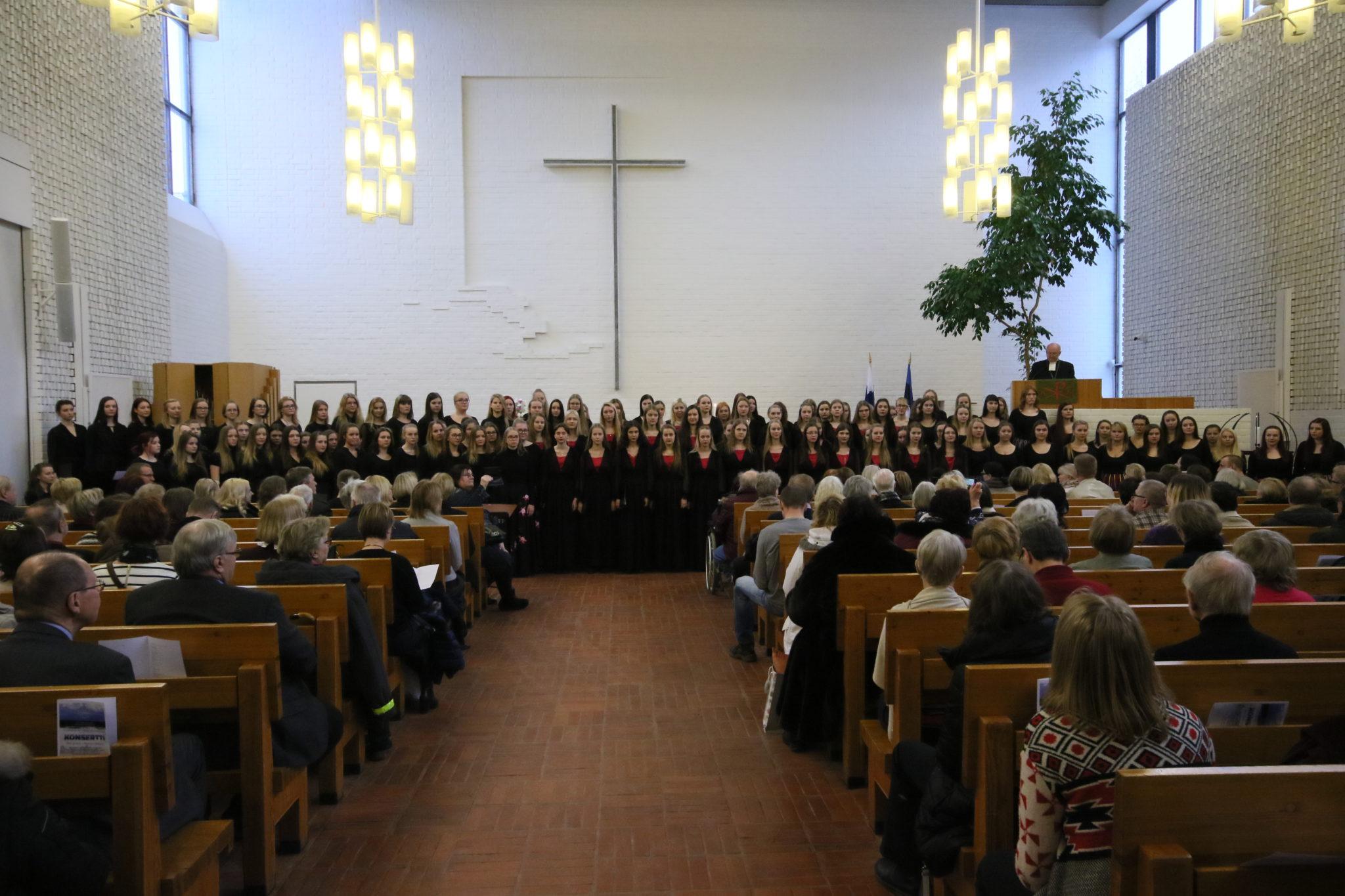 Lugeja video: Eesti kontsert Helsingis