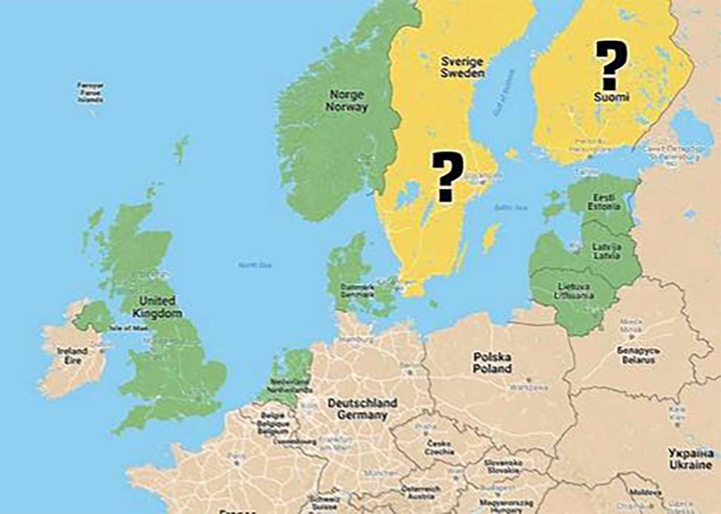 KUUM: Soome on liitumas väikse NATO-ga?