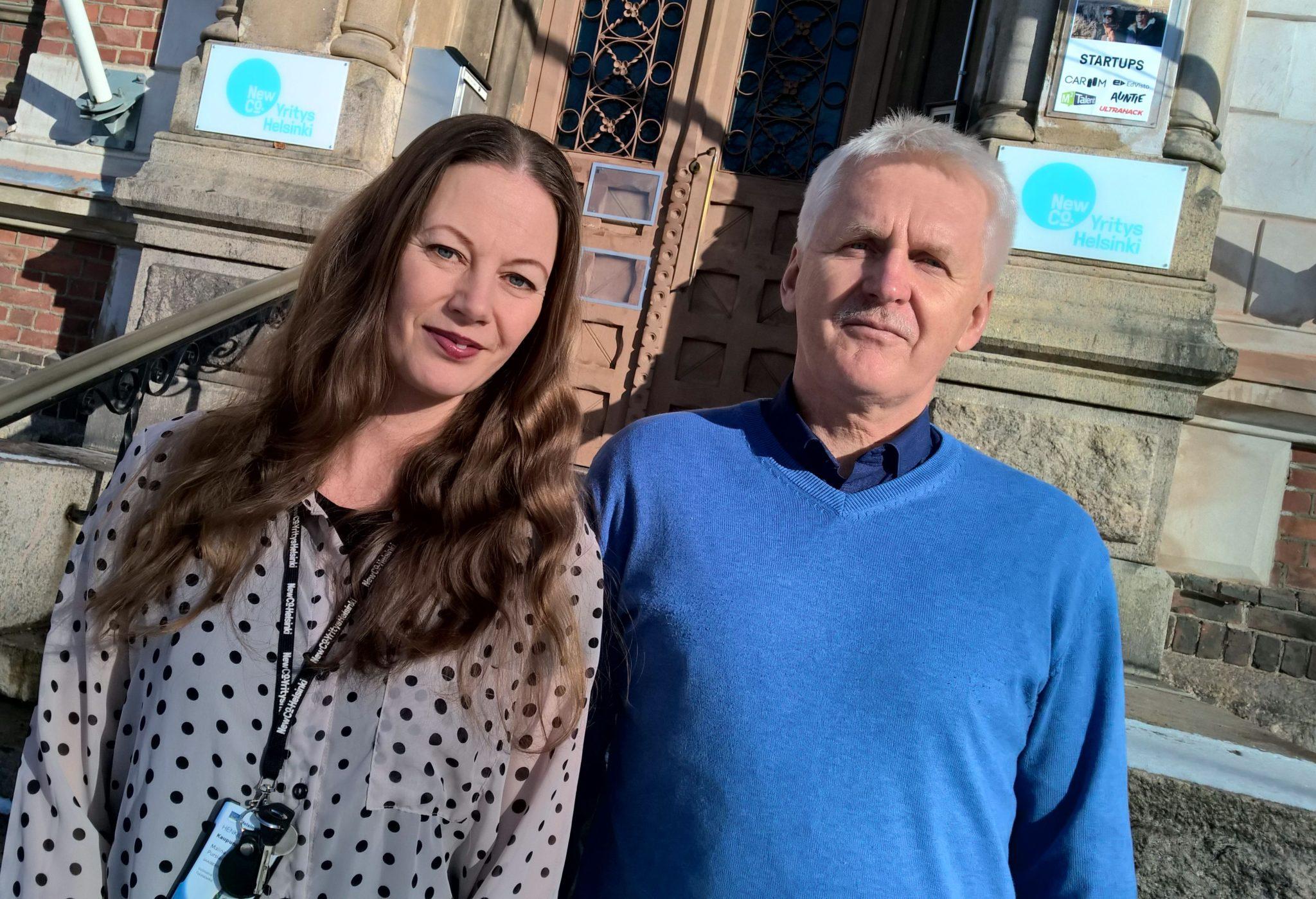 Helsingis pakutakse ka eestikeelset ärinõustamist