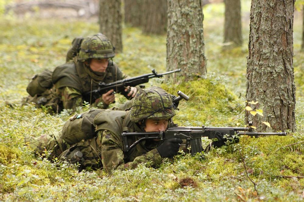 Finest FM uuris: Kas Soomes elav eestlane peab Eestisse sõjaväkke minema?