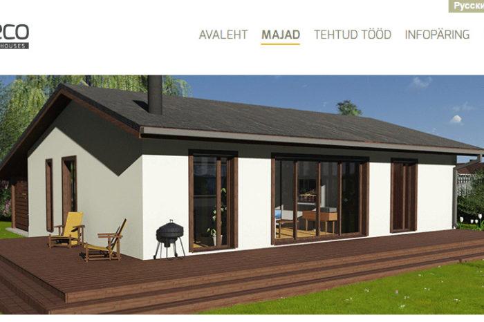 Fasteco otsib Soomes koostööpartnereid. Fasteco energiasäästlikud täislahendustega majad