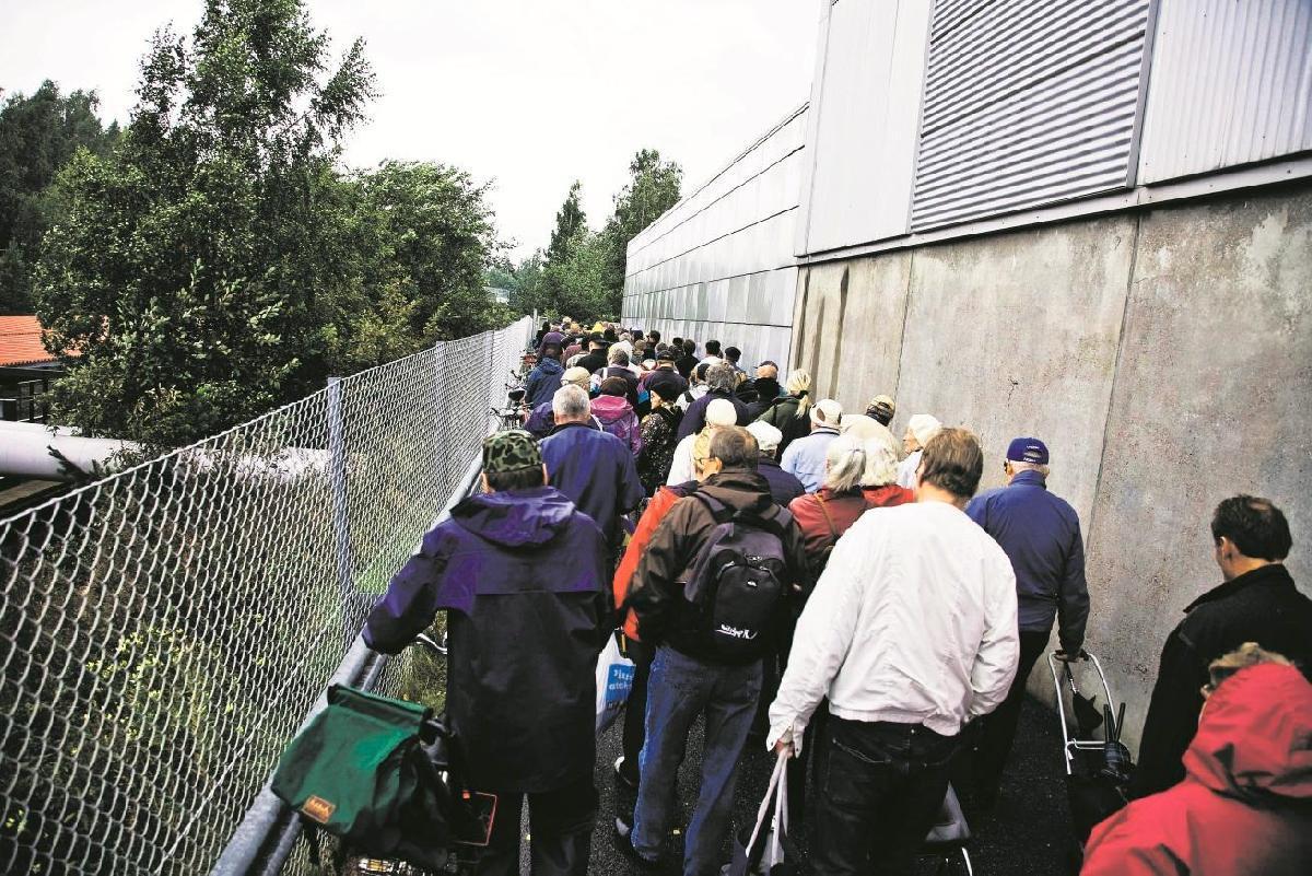 Uus seadus lööb Soome töötud kahte lehte