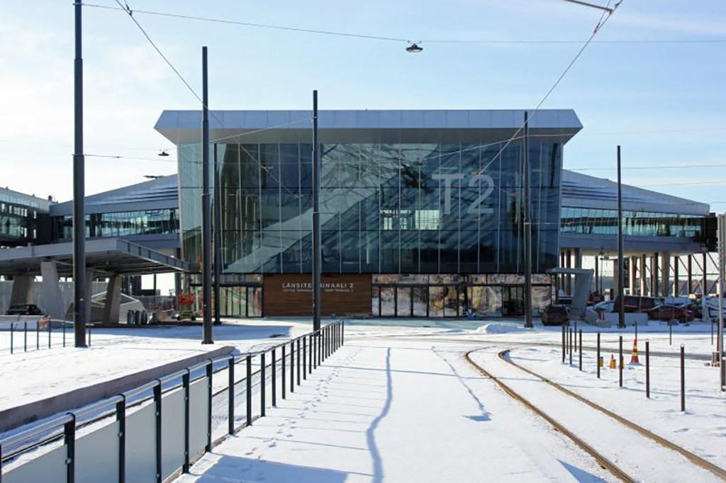 Helsingi Lääneterminali saab järgmise nädala algul ainult bussiga