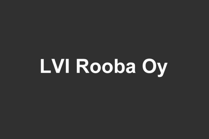 LVI Rooba Oy võtab kohe tööle santehnikuid Hämeenlinna ja Uusimaa piirkonda