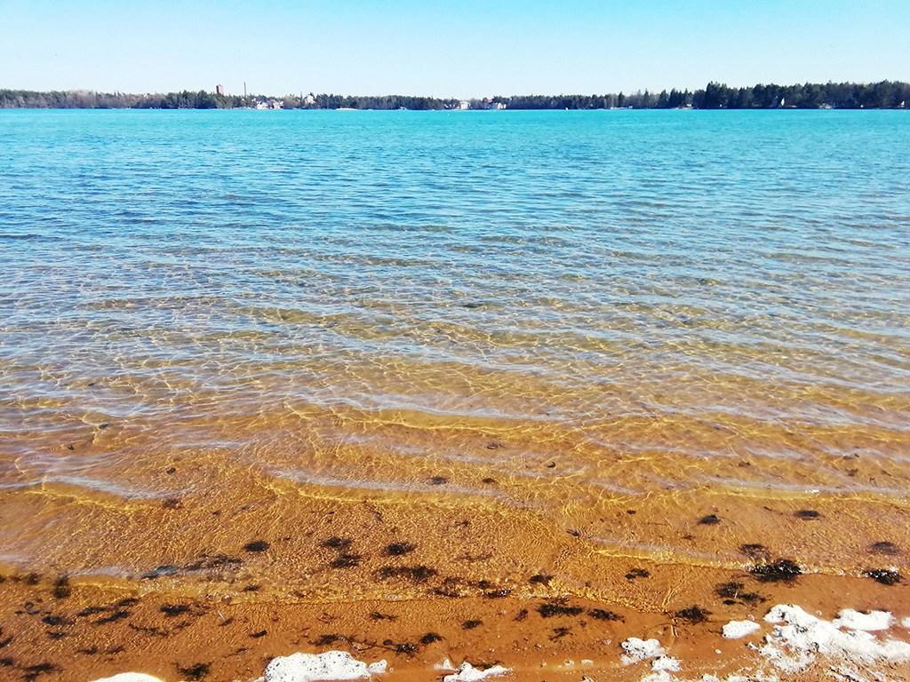 Soome järv on pärast keemilist töötlemist selge nagu Vahemeri