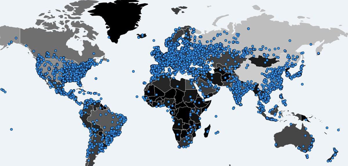 WannaCry viirus on levinud üle kogu maailma. Kuidas levib WannaCry viirus?