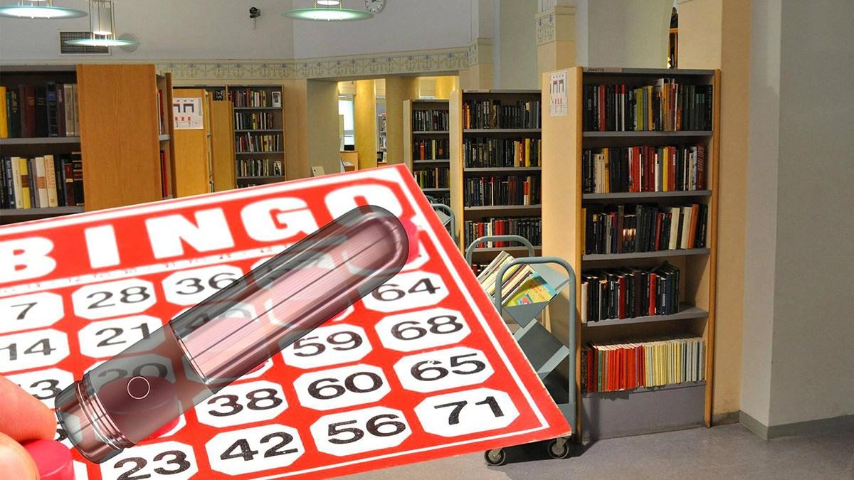 Soomes lööb laineid dildo-bingo
