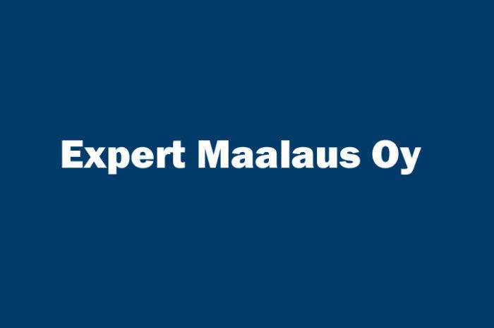 Expert Maalaus Oy: Tööpakkumine maalritele ja tasandajatele