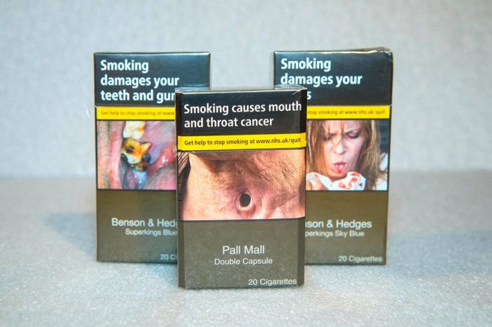Käes on suitsetamise viimane vaatus – ilma brändinimeta pakendid