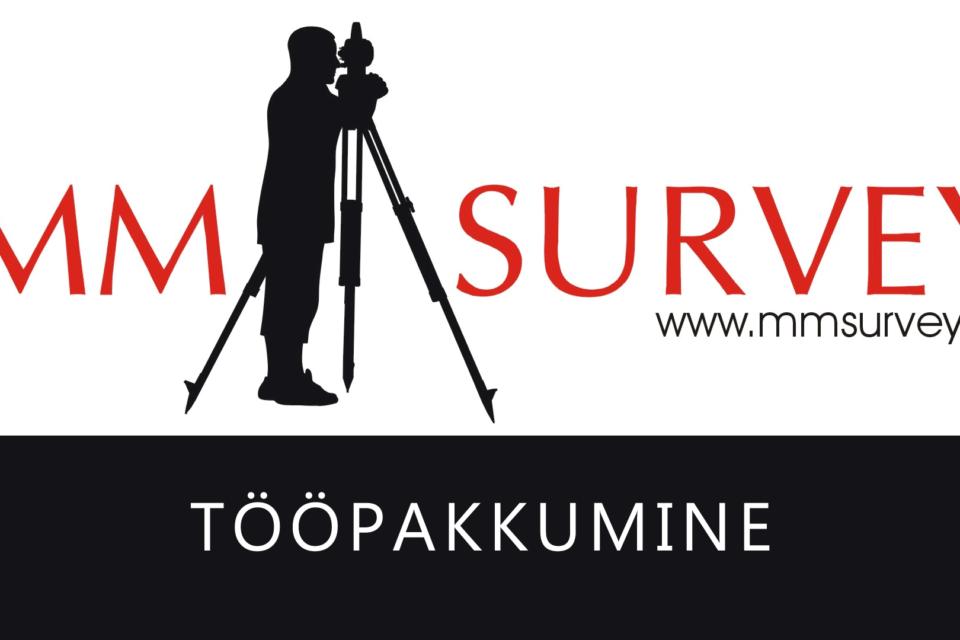 MM Survey Oy otsib oma kollektiivi ehitusgeodeeti
