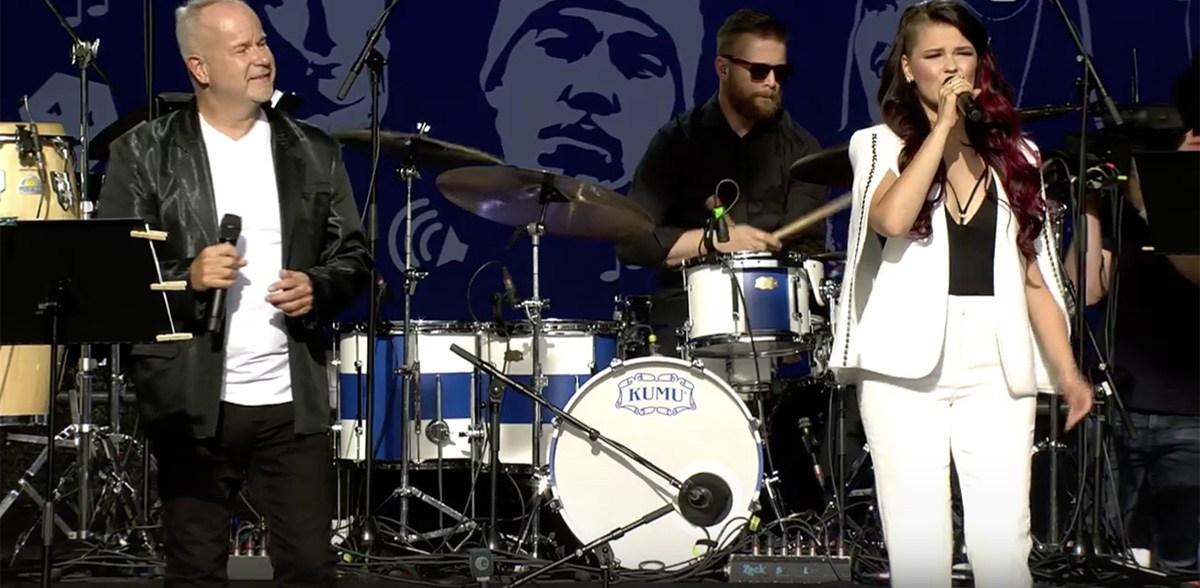 Saara Aalto valiti ilma konkursita Soome esindajaks Eurovisioonil