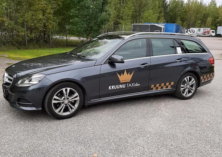 Kruunu Taxiline Oy otsib meeskonda taksojuhte