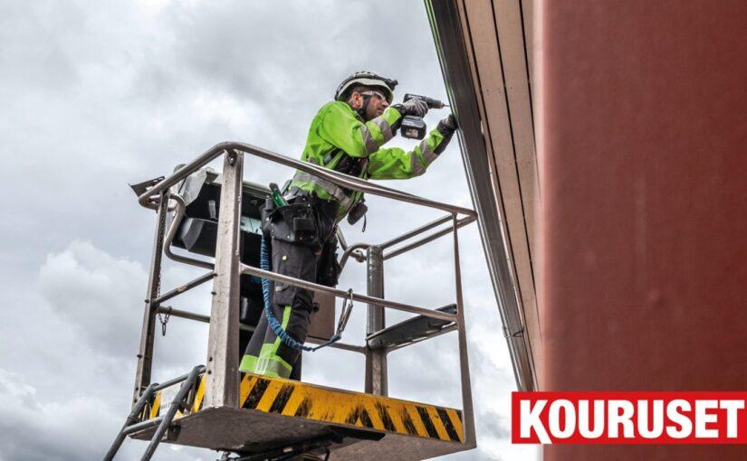 Tööpakkumine: Vihmaveesüsteemide ja katuse turvatoodete paigaldaja