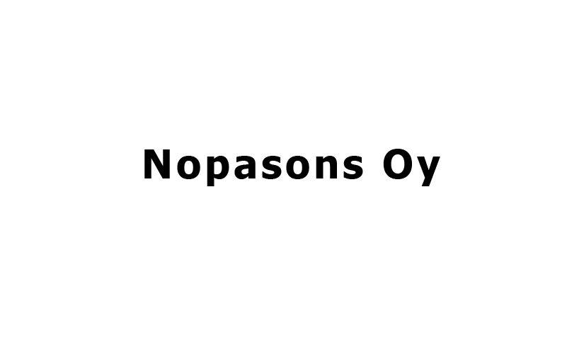 Nopasons Oy pakub tööd