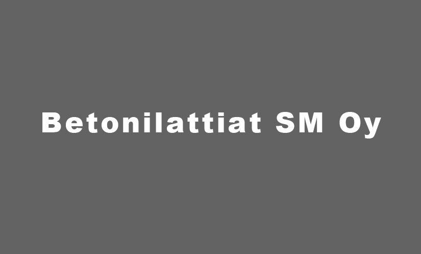 Betonilattiat SM Oy pakub tööd