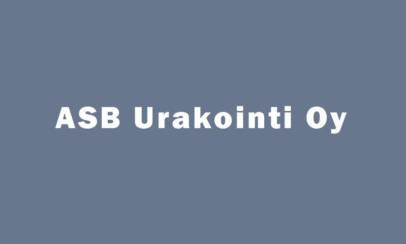 ASB Urakointi Oy – töökuulutus – santehnikud